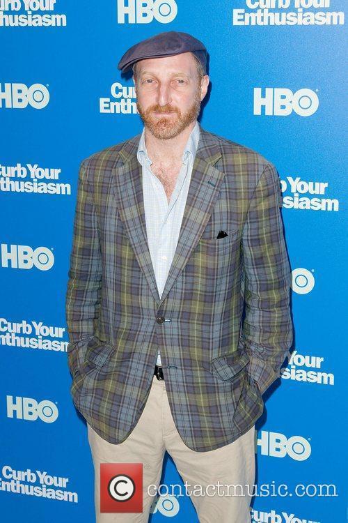 Jonathan Ames Screening of the new season of...