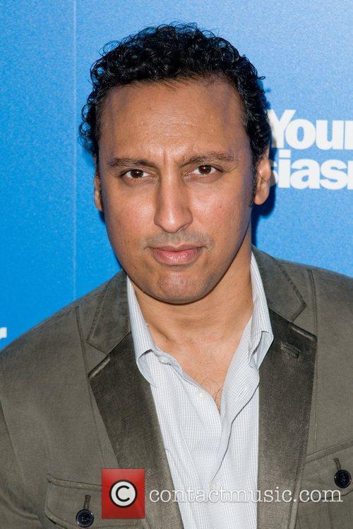 Aasif Mandvi Screening of the new season of...