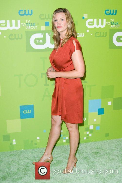 Natasha Henstridge 2011 CW upfront presentation - Arrivals...