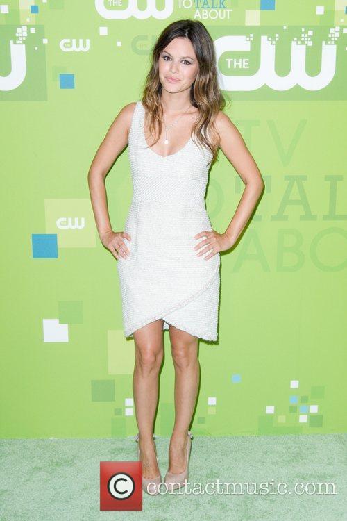 Rachel Bilson 2011 CW upfront presentation - Arrivals...