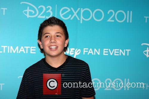 Bradley Steven Perry D23 Expo 2011 at the...