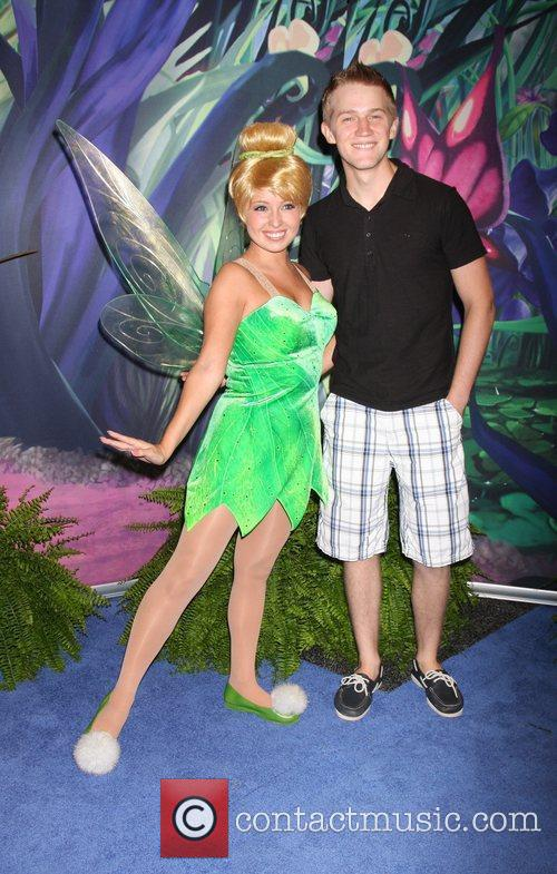 Tinkerbell, Jason Dolley D23 Expo 2011 at the...