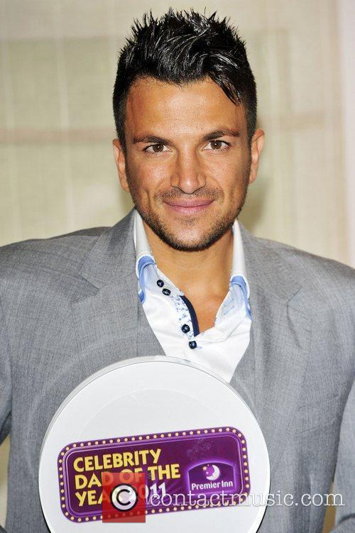 Peter Andre Peter Andre has been crowned 2011...