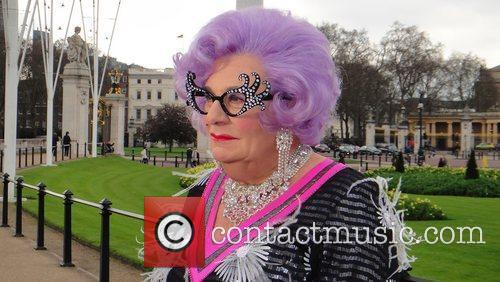 Barry Humphries and Dame Edna Everage 7
