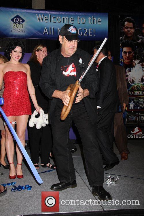 Dan Aykroyd and Ghostbusters 12