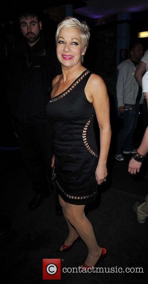 Dancing On Ice Wrap Party at Cruz 101Nightclub...