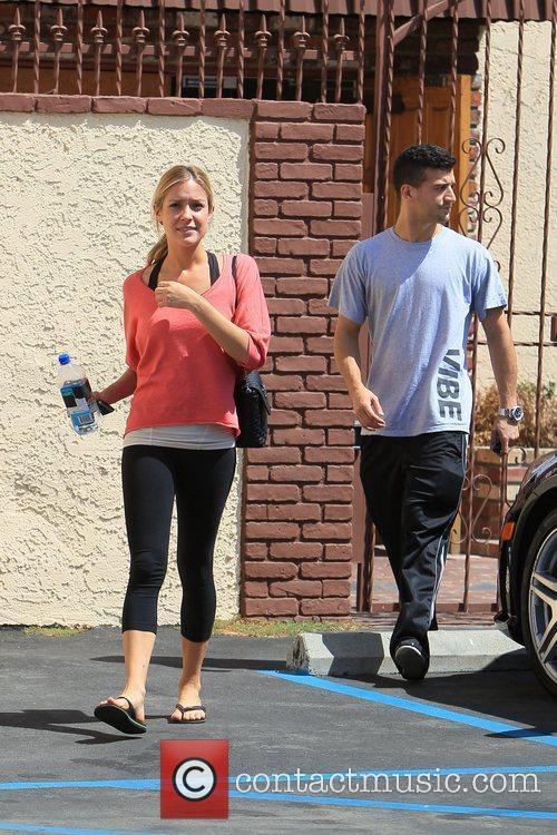 Kristin Cavallari and Mark Ballas 'Dancing with the...