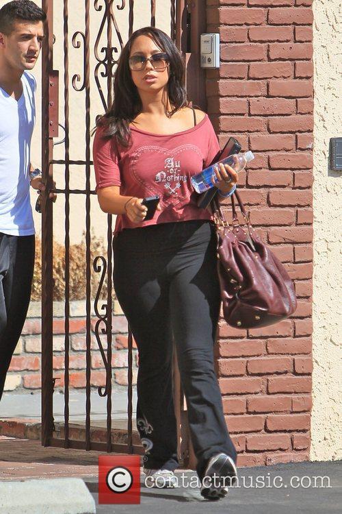 Mark Ballas and Cheryl Burke 'Dancing with the...