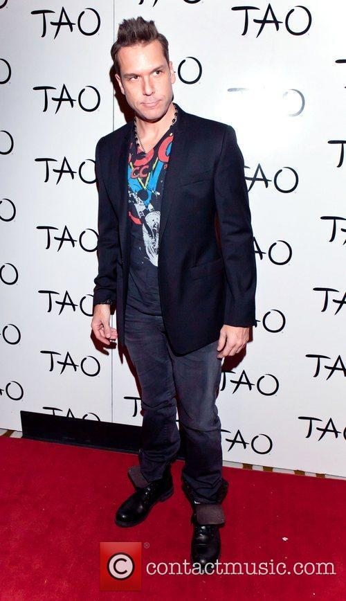 Dane Cook celebrates his birthday at TAO Nightclub...