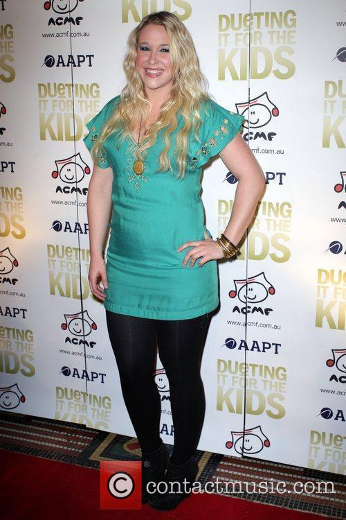 Danielle Spencer, wife of Russell Crowe, hosts a...