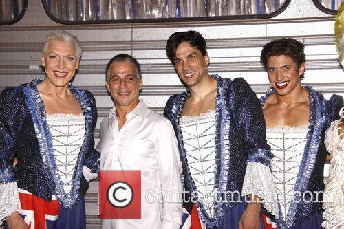 Tony Danza and Nick Adams 2