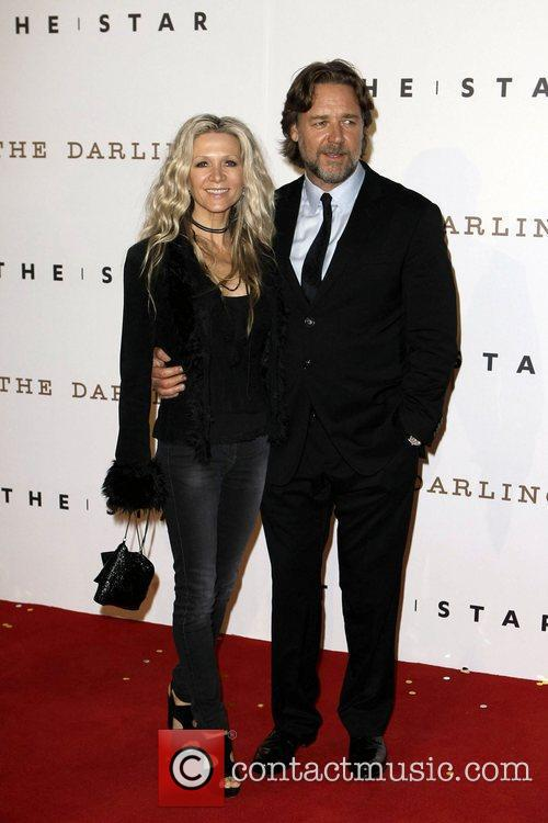 Russell Crowe and Danielle Spencer 6