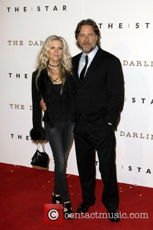 Russell Crowe and Danielle Spencer 5