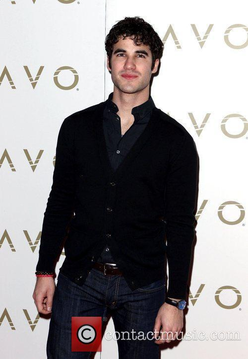 Glee, Darren Criss and Las Vegas 5