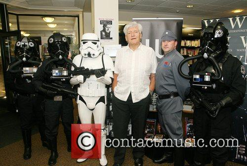 Dave Prowse  launches his autobiography 'Straight From...
