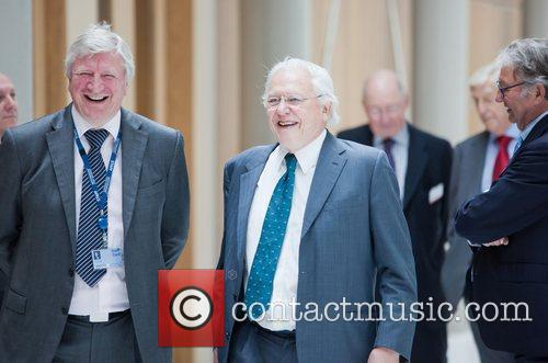 David Attenborough and Michael Parkinson 9