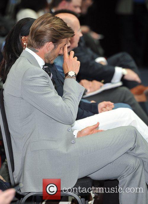 David Beckham 3