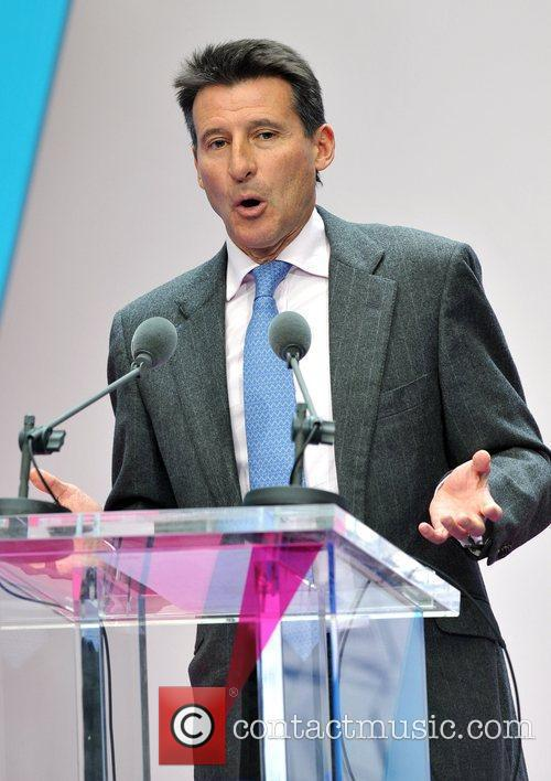 Lord Seb Coe Everyone's Olympic Games With Samsung...