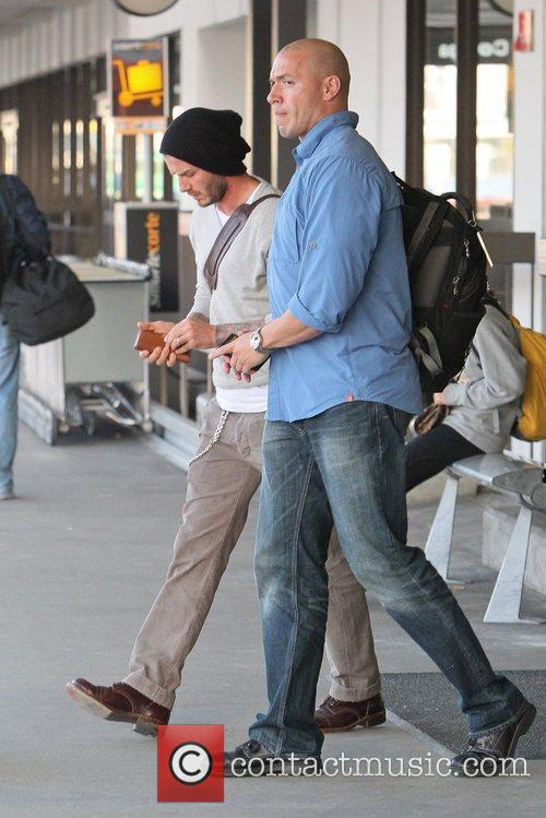 david beckham arrives at lax airport separately 5743401