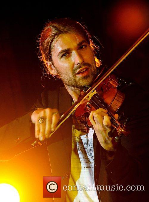 German Classical & Rock virtuoso violinist David Garrett...