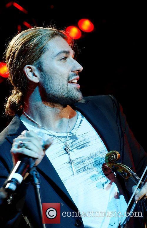 German Classical & Rock virtuoso violinist David Garrett...