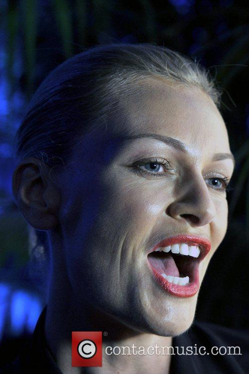 Sarah Murdoch David Jones Spring/Summer 2011 Season Launch...