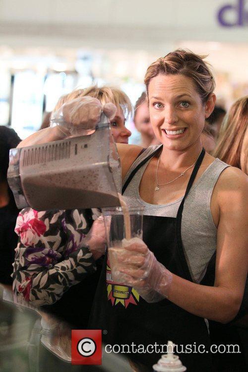 Arianne Zucker Cast Members of TV Soap 'Days...