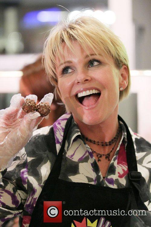 Judy Evans  Cast Members of TV Soap...