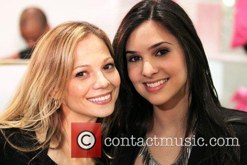 Tamara Braun and Camila Banus Cast Members of...