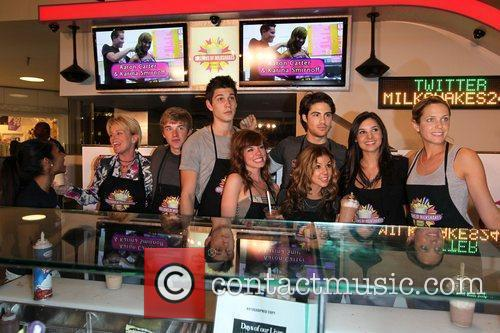 Cast Cast Members of TV Soap 'Days Of...