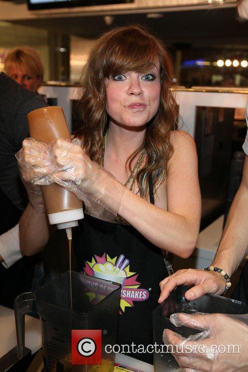Molly Burnet Cast Members of TV Soap 'Days...