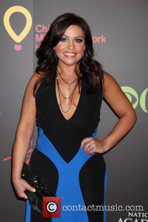 Rachel Ray Daytime Emmy Awards at the Hilton...