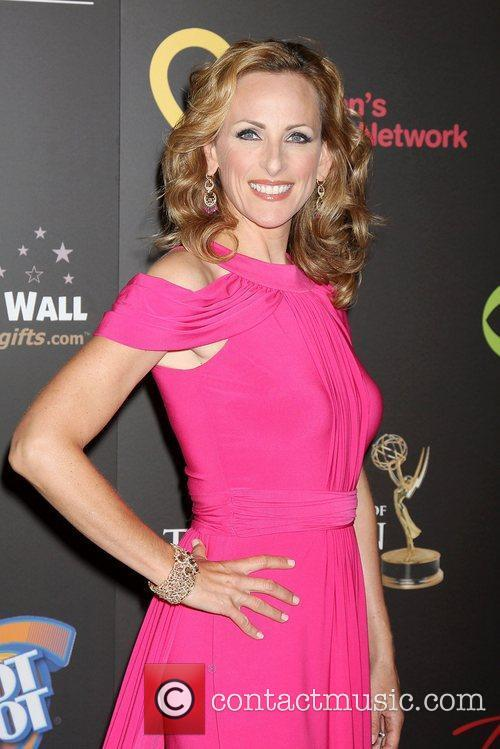 Marlee Matlin Arriving At The Daytime Emmy Awards At The