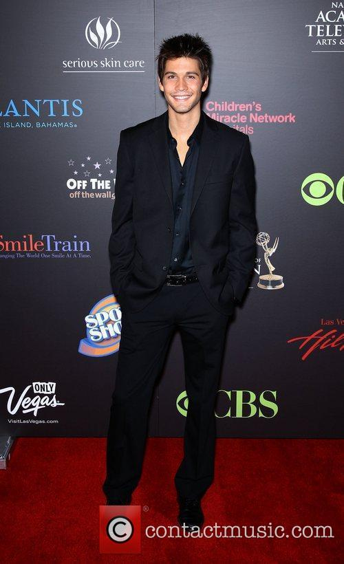Casey Deidrick Daytime Emmy Awards at the Hilton...