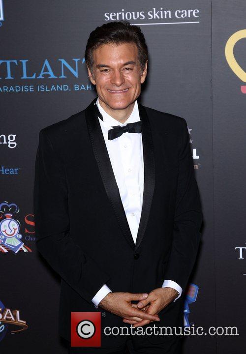 Dr. Oz Daytime Emmy Awards at the Hilton...