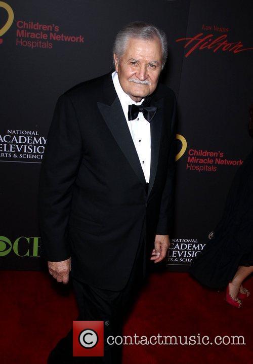 John Aniston Daytime Emmy Awards at the Hilton...