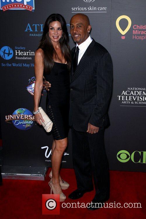 Tara Fowler, Montel Williams Daytime Emmy Awards at...