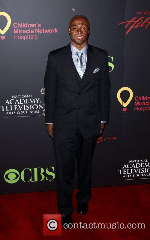 J R Martinez Daytime Emmy Awards at the...