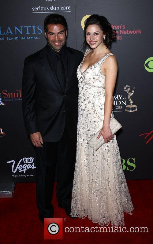 Jordi Bilasuso, Kaitland, Riley  Daytime Emmy Awards...
