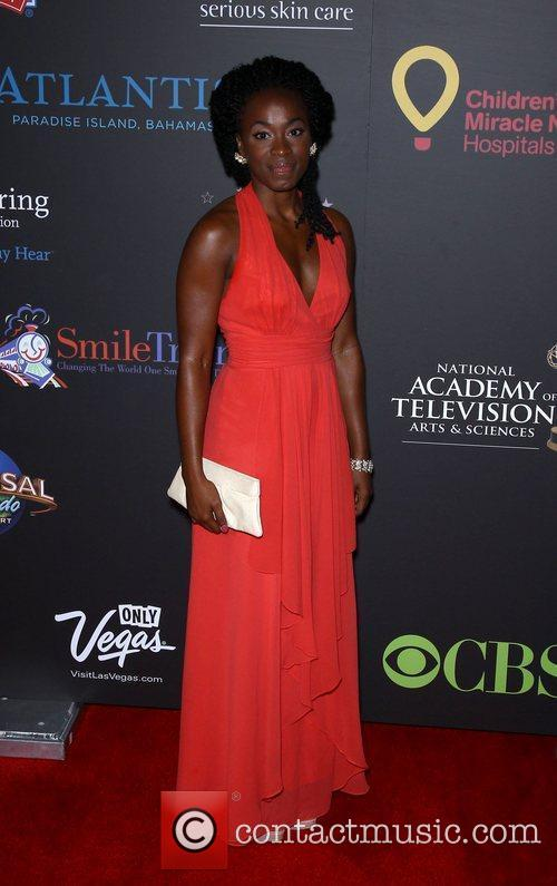 Kristolyn Lloyd Daytime Emmy Awards at the Hilton...