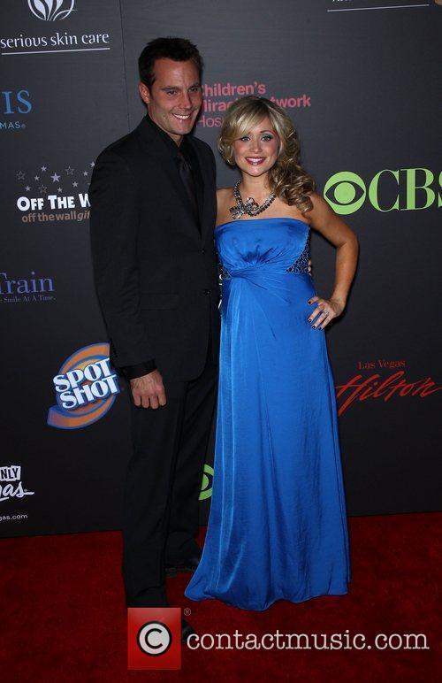 Marcy Rylan Daytime Emmy Awards at the Hilton...