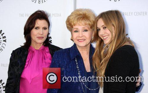 Carrie Fisher, Debbie Reynolds, Billie Catherine Lourd (Three...