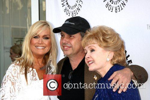 Catherine Hickland, Todd Fisher, Debbie Reynolds  The...