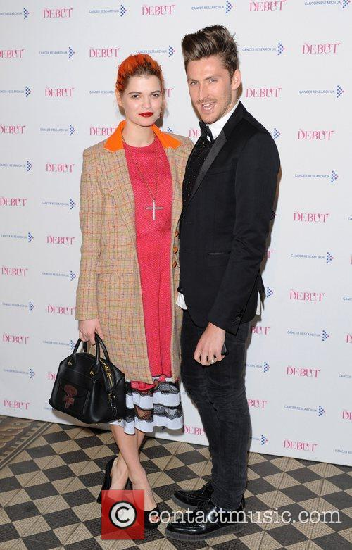 Henry Holland and Pixie Geldof Debut hosted by...