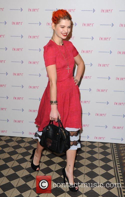 Pixie Geldof Debut hosted by Henry Holland in...