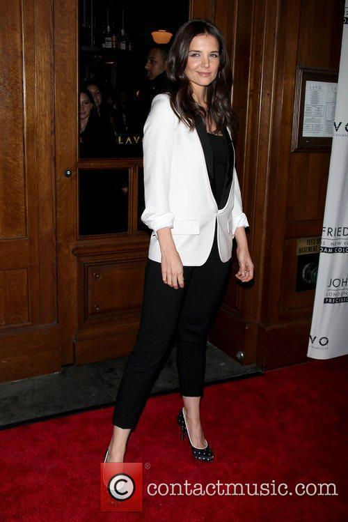 Attends the premiere of the short film 'The...