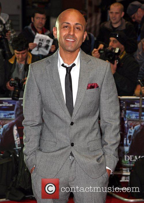 Arjun Rose 'Demons Never Die' UK film premiere...