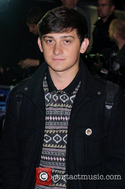 Craig Roberts and Odeon West End 1