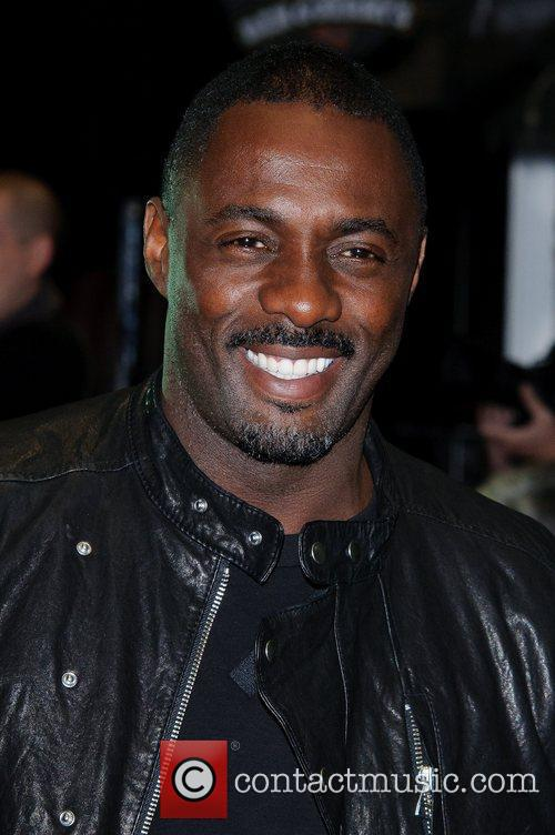 Idris Elba and Odeon West End