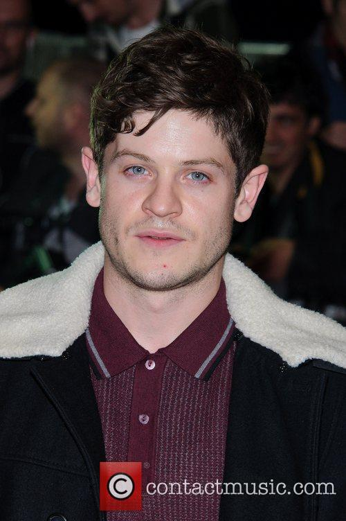 Iwan Rheon and Odeon West End 4